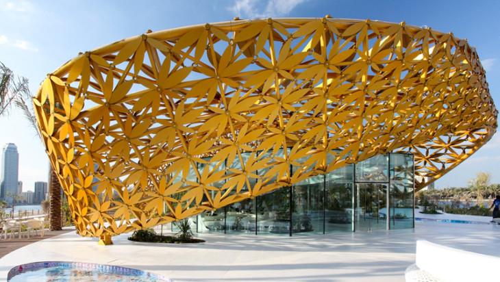 Золотая «Бабочка» появилась в Шардже