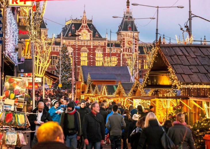 10 самых красивых рождественских ярмарок Европы