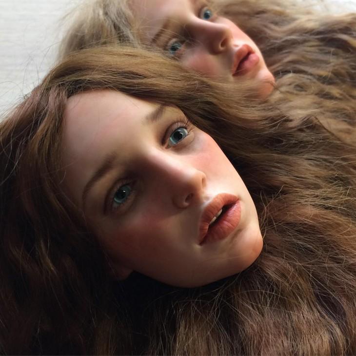 Гиперреалистичные куклы Михаила Зайкова